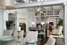 Intriguing Spaces / spaces with something a bit different that make them really intriguing and beautiful!