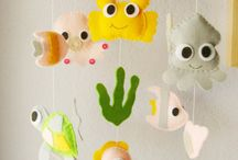 Under the Sea Nursery for Clara / by Nancy Bradford