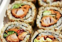My love for SUSHI