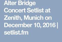 Alter Bridge@Zenith Halle Munich-10.12.2016