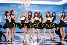 Top 10 Video Series (Favourite Songs) / I countdown my Top 10 favourite songs from several groups/singers. Enjoy ^-^
