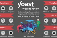 Website reviews / Our site reviews give you lots of practical tips to make your website more awesome! / by Yoast