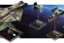 X-wing Miniatures / X-wing Minuatures