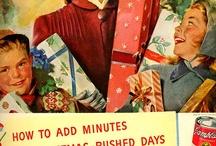 Vintage Christmas / by Janice Janiszewski
