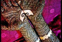 Henna / Mehendi / Mehendi patterns!