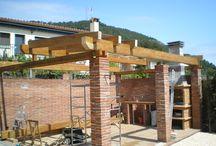 Instalación pérgola en terraza