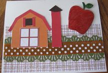 Farm theme ideas (craft, clip art, classroom materials) / Farm theme ideas (craft, clip art, classroom materials)
