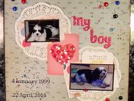 Craft - My Scrapbook Pages / Scrapbook pages created by FiLoMa