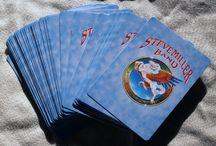Custom Full Color Playing Cards - Steve Miller