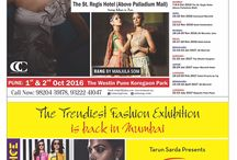 Mumbai - Celebrating Vivaha Wedding Exhibition 2016 / Grab the Golden Chance to Showcase your Brand Along with India's Finest Designers at The St. Regis Hotel Mumbai on 7-8-9 October 2016.    Limited Space Available PARTICIPATE NOW