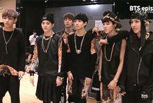 BTS we are bulletproof