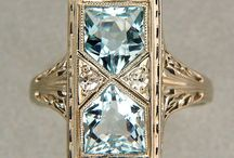 Aquamarine Jewelry / by Peter Suchy Jewelers