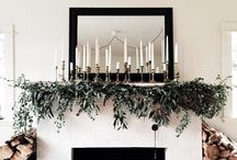 Christmas interior design