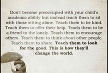 Inspirational thoughts for parents