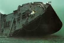Famous Ships And Shipwrecks / Famous Ships and Ship Disasters  / by Jim Ditton