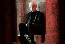 ch ❁ draco malfoy / we are so much lovelier when we fall.