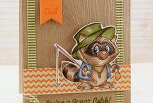 My SugarPea Designs cards