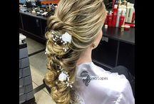 Célia penteados