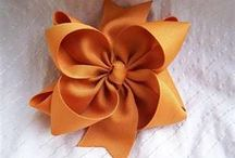 Hair bows / by Sandy Holmes