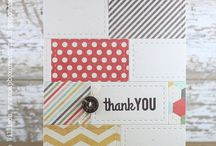Cards!!!!! Simple Thank You / by Diana Shires