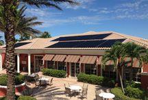 Solar Energy Installation Photos