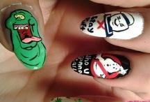 Nail Designs / by Miranda Bartlett