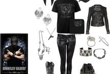 Concert attire.. LOL / by Tara Frisbie