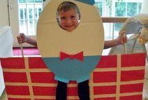 Primetime Nursery Rhymes Costumes / by Melissa Bray