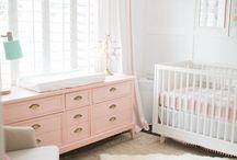 Nursery Inspiration - Baby Girl