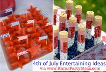 4th of July / by Ginny Solis