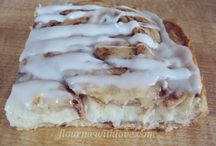 Cinnamon Rolls and Coffee Cakes and Danish / by Annette Willamson Shoraga McKinney