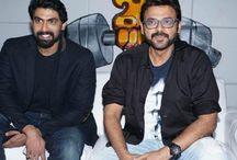 Venkatesh And Rana A Mulitstarrer Movie?