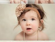 baby girl photoshoot ideas