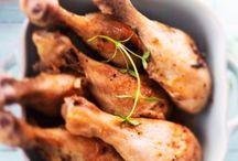 Broileriruokia - Chicken dishes