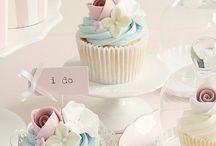 Süßigkeiten-Buffets auf Hochzeiten