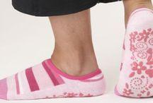 Clothing & Accessories - Slipper Socks