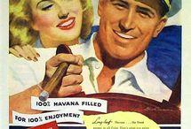 Vintage Cigar Ads