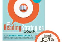 The Reading Strategies Book by Jennifer Serravallo / by Heinemann Publishing