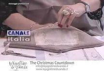 la caruccia di banda con faccine per Natale