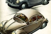 Vrooooom! / Cars and things with wheels....especially Beetles / by Pretty Things Blog :: Lori Anderson Designs