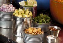food serving