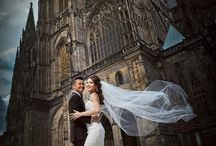 Wedding venues in Prague / Beautiful wedding venues in Prague where you can have civil, religious or symbolic wedding ceremony