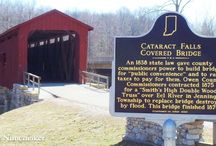 Cataract, Indiana / by little Indiana
