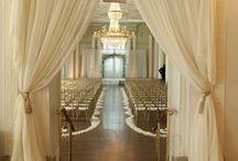 White Romantic Wedding / Beautiful weddings