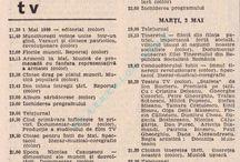 Program Radio -TV în timpul comunismului.