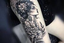 tetovani na nohy