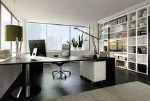 Office Interior Design / Konceptliving Office Interior Design and Decoration Ideas
