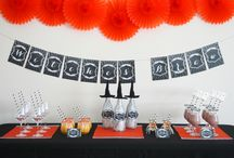 Bewitching Brew-ha-ha / Halloween Party Planning Ideas and Recipes