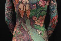 Tattoos / 刺青