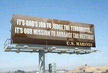 Marine Corps / by Dena Galley